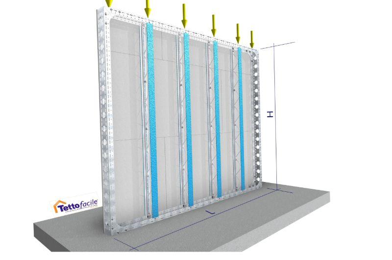 Le-pareti-in-scatola-di-montaggio-in-acciaio