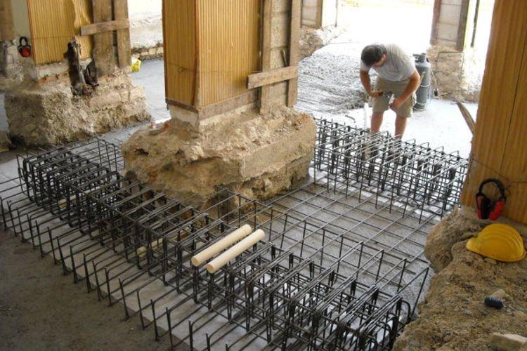 consolidamento strutturale in Calabria